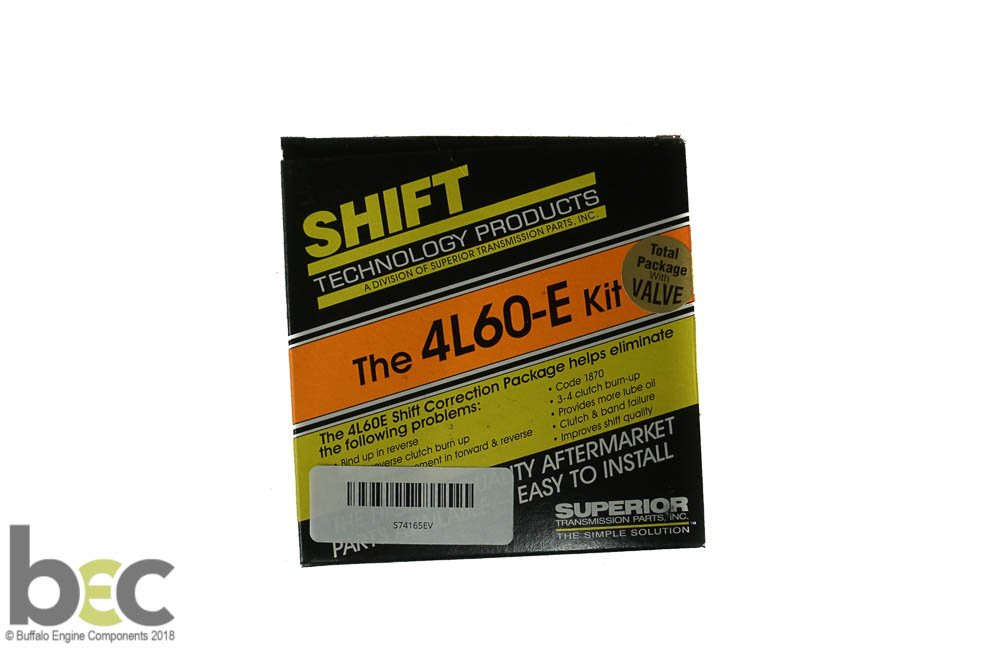 K4L60E-V - 4L60E SUPERIOR SHIFT KIT - Product Details