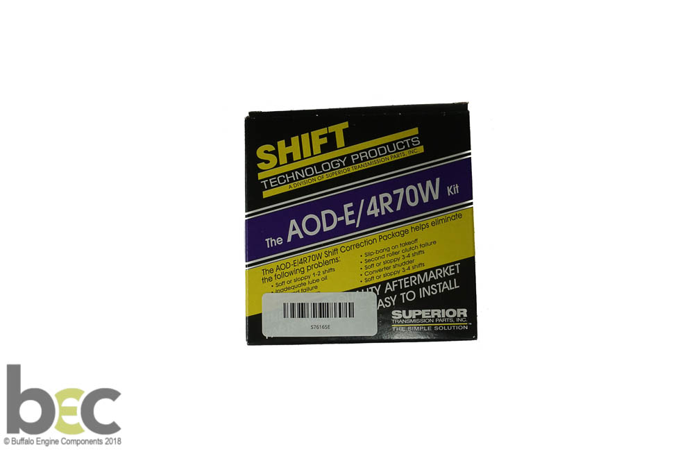 KAOD-E - AODE 4R70W 4R75W SUPERIOR SHIFT KIT - Product Details