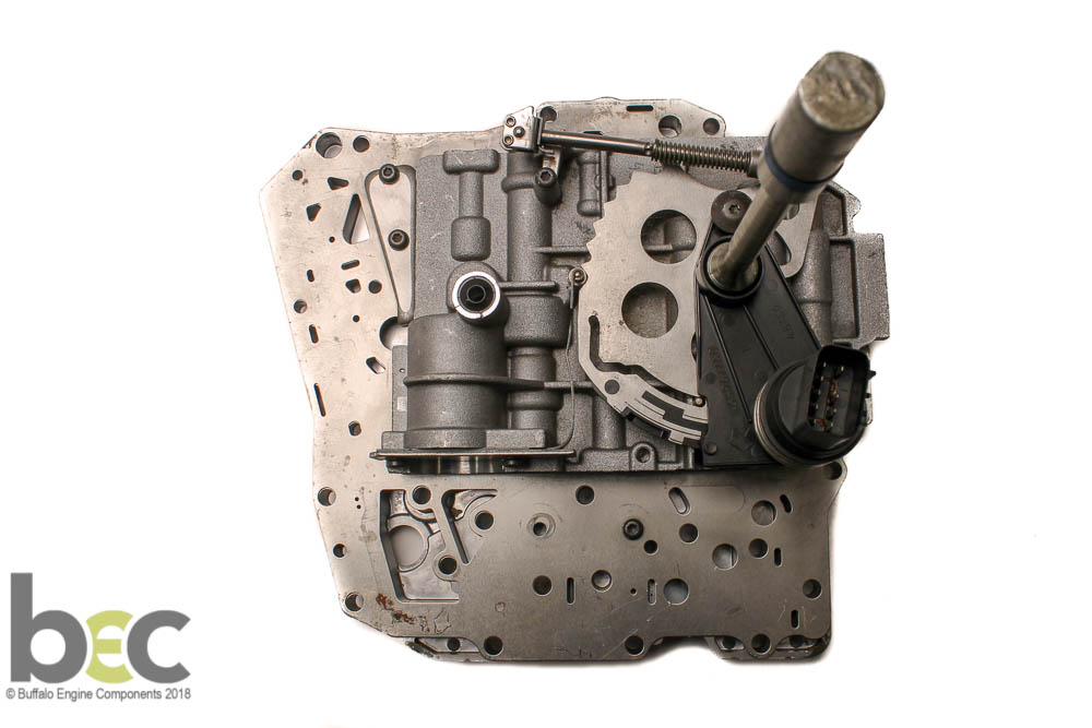 62740CA - A606 42RLE USED VALVE BODY - Product Details