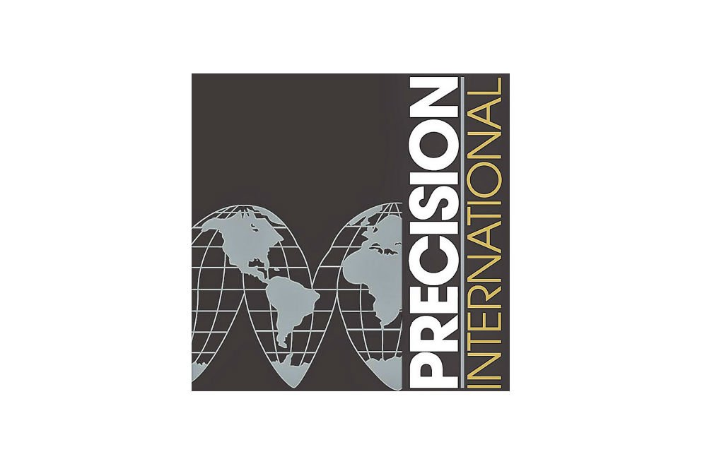 precision international logo