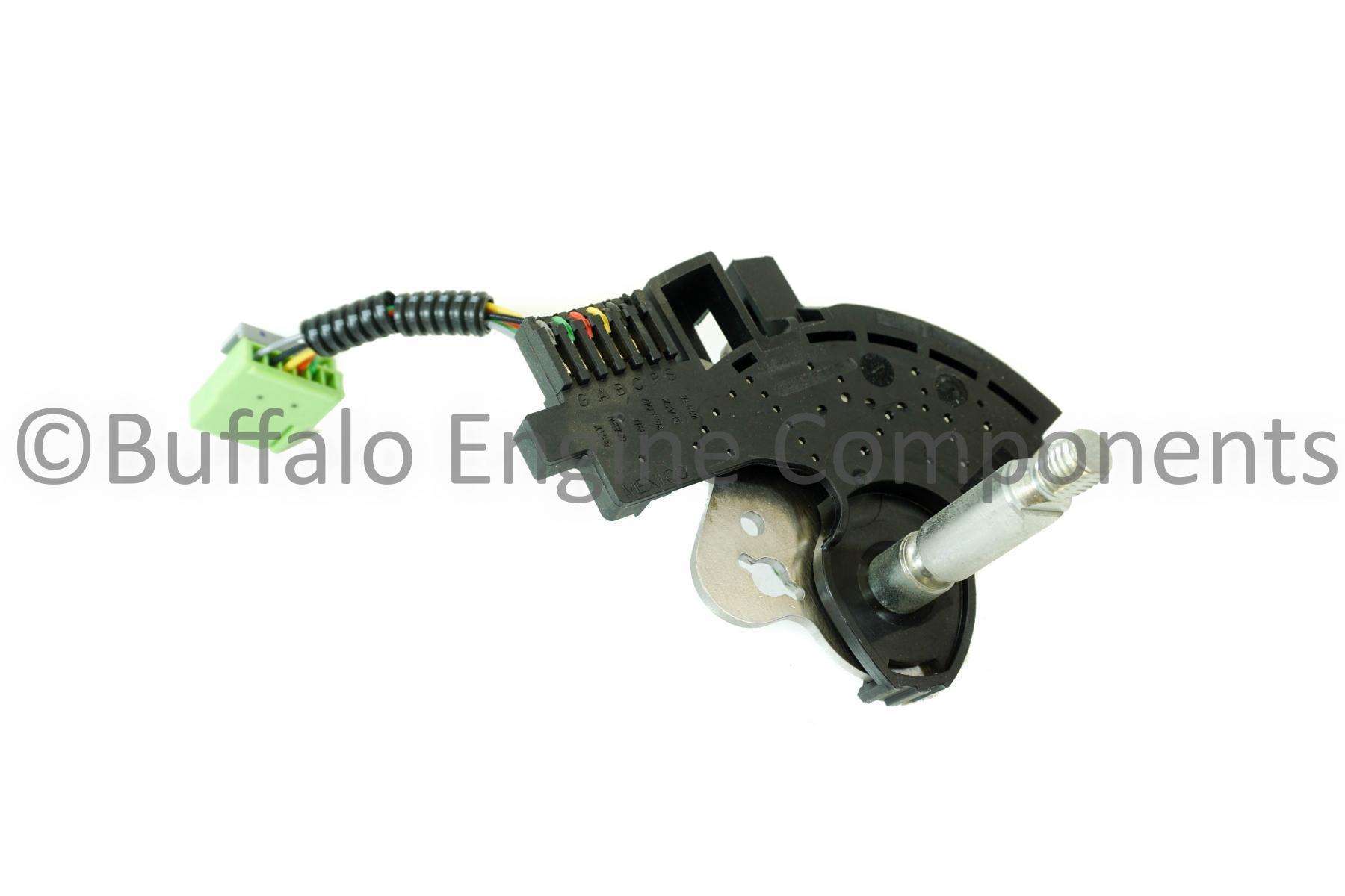 Fits 1988-1991 Honda CRX Fuel Pressure Regulator Standard Motor Products 89432GS