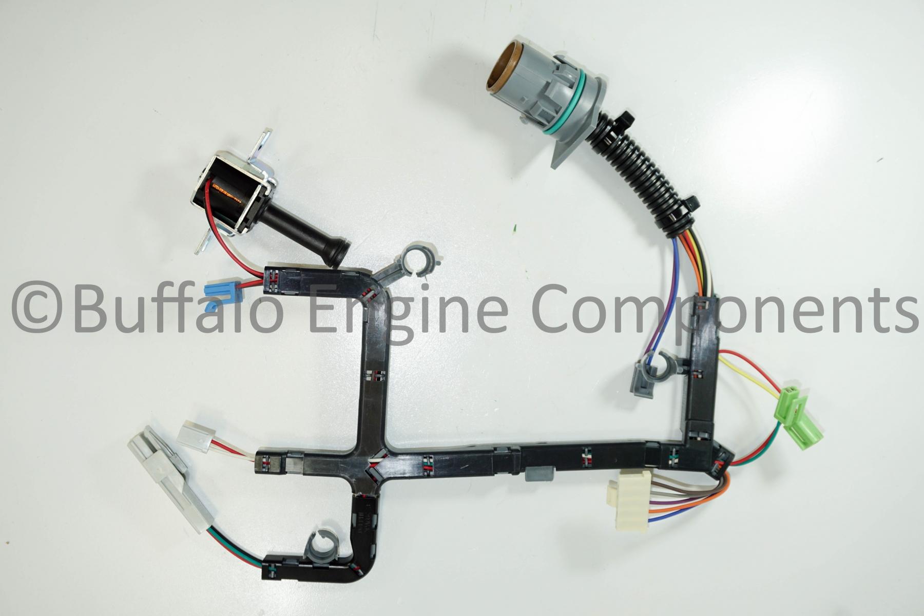 D74425u 4l60e 4l65e Tcc Harness Product Details Wiring