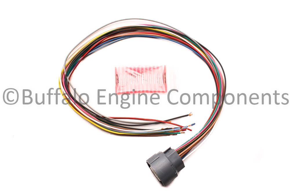 4l60e Wiring Harness Repair | Wiring Diagram